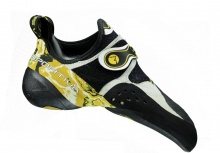 La Sportiva Solution hombre White/yellow
